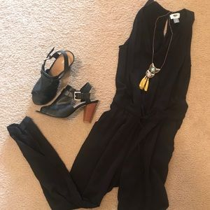 Black Old Navy Jump Suit